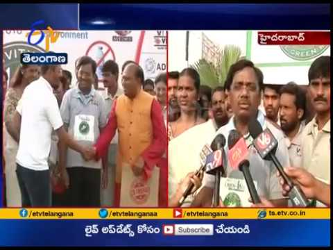 Envithon Green Run | Awareness Rally for Environment | Hyderabad