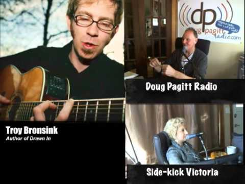 Doug Pagitt Radio Troy Bronsink Interview