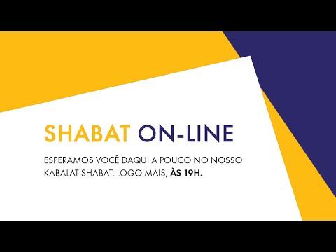 KABALAT SHABAT - 14/08/2020