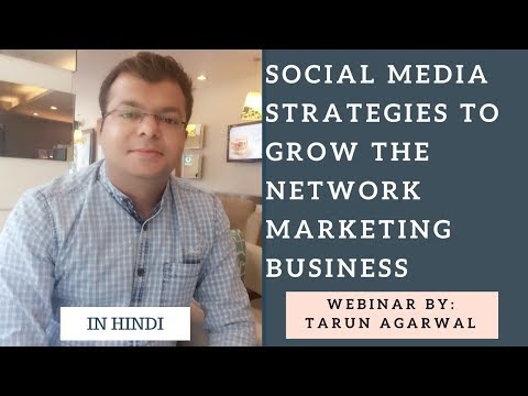Social Media Strategies to Grow the Network Marketing Busine