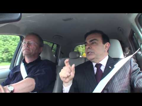 Renault and Nissan CEO Interview | Fully Charged