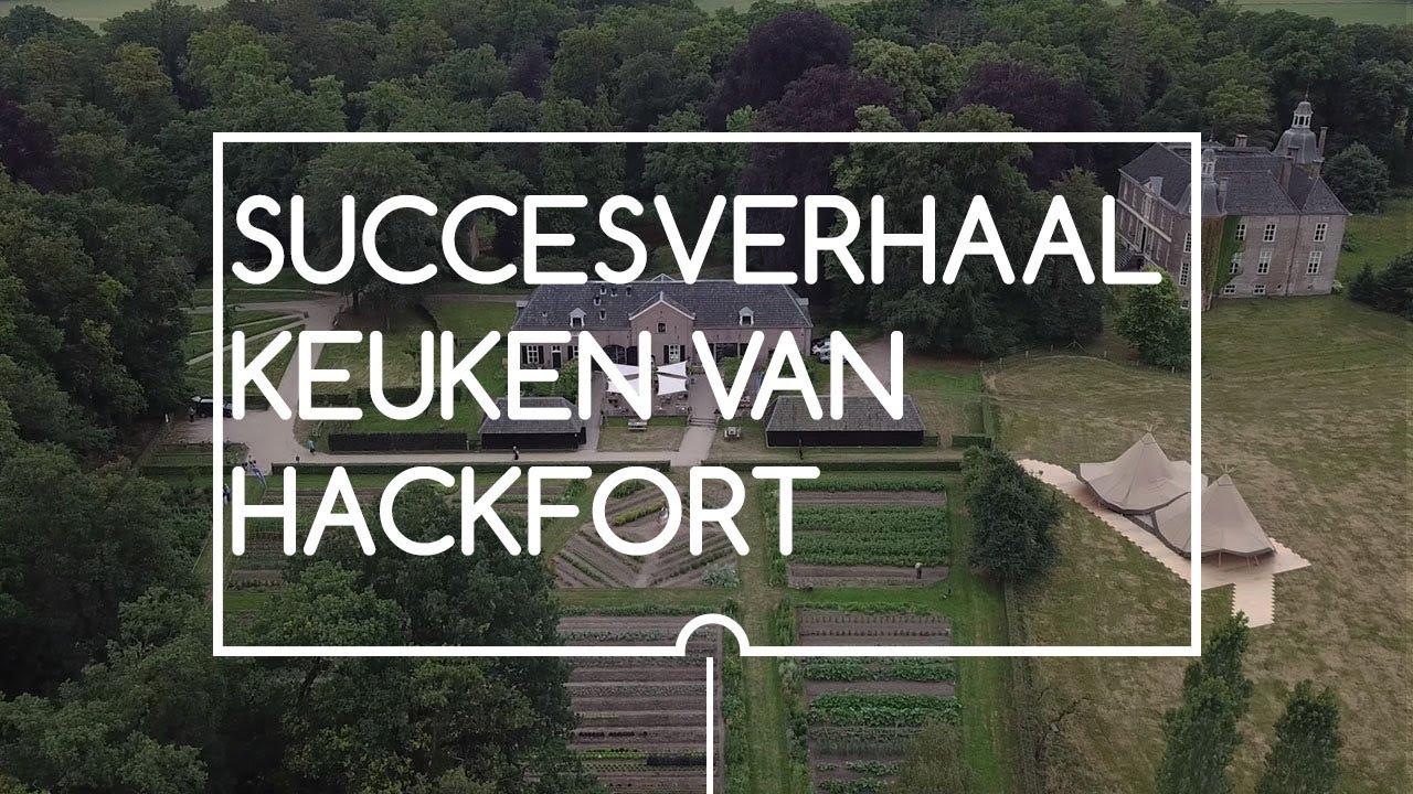 Keuken Van Hackfort : Het succesverhaal van de keuken van hackfort bidfood youtube