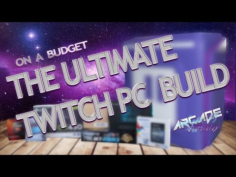 The Ultimate Twitch Streaming PC BUILD ᴴᴰ