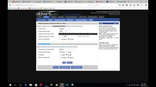 How To Setup A Repeater For Open Wifi Networks In DD WRT