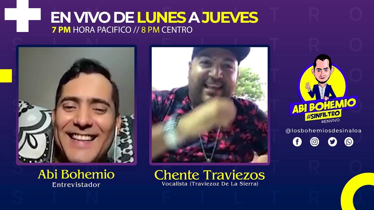 🔥😱 TRAVIEZOZ DE LA ZIERRA | Chente TRAVIEZOZ #SINFILTRO | Me Han Robado Temas/ 2020