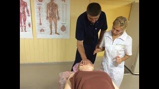 Моделирующий массаж лица, обучение в NV Master
