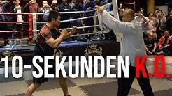 KAMPFKUNST-MEISTER VS MMA-KÄMPFER! Was wird passieren?