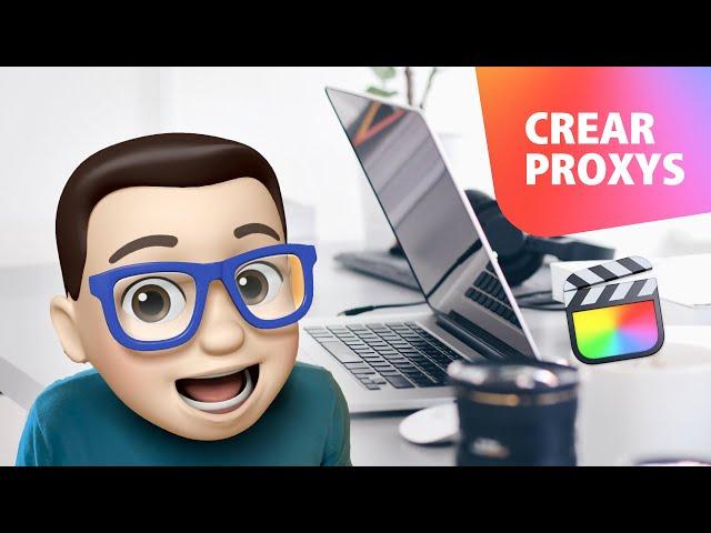 Crear Proxies en Final Cut Pro 🚀 - Edita Más Rápido