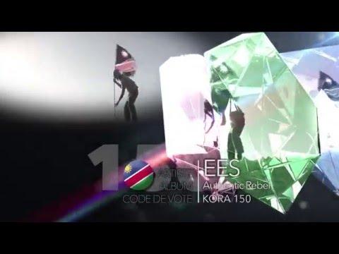 KORA 2016 - Catégorie Meilleur Album