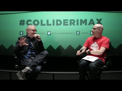 Watch the Francis Lawrence Q&A from our IMAX Screening of 'The Hunger Games: Mockingjay Part 2'