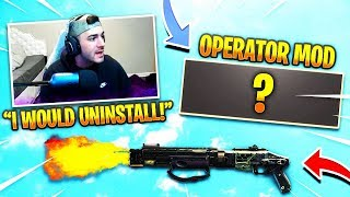 CoD BLACKOUT | iF THiS OPERATOR MOD WAS ADDED TO BLACKOUT i WOULD UNiNSTALL!!! (CRAZY ENDiNG)