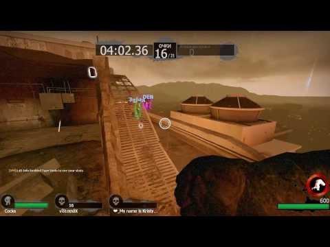 Left 4 Dead 2 Rooftop scavenge 3