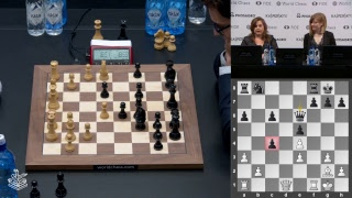 World Chess Championship 2018 Tie-breaks first moves