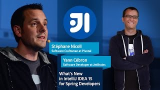 What's New in IntelliJ IDEA 15 for Spring Developers