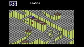 C64-Longplay - Marble Madness (720p)