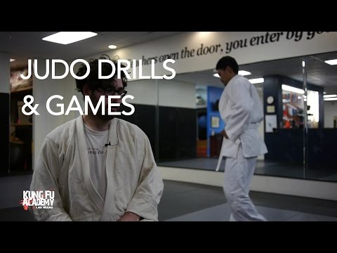 Judo Drills and Games