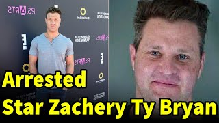 Star Zachery Ty Bryan Arrested For Allegedly Strangling His Girlfriend