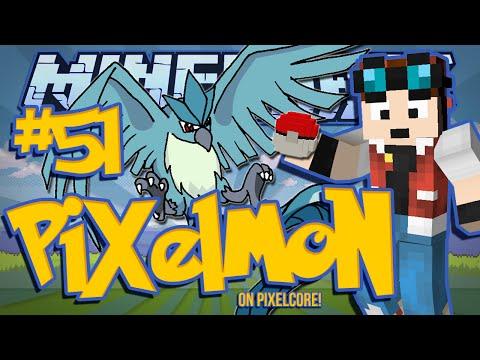 Minecraft | A PRESENT FOR JUSTIN | Pixelmon Mod w/DanTDM #51