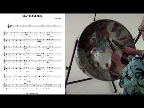 "Tropical Shores Steel Drum Lessons: ""Jolly Old Saint Nick"" Improvisation"