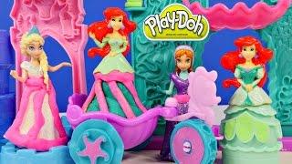 Play Doh Ariel