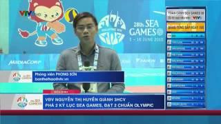 Toàn cảnh SEA Games ngày 15 6 2015   Thể thao VTV   Video