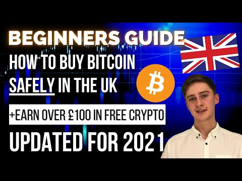 How To Buy Bitcoin In The UK Safely In 2021 | Beginners Guide