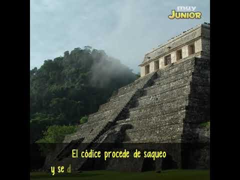 los-misterios-del-códice-maya-de-méxico