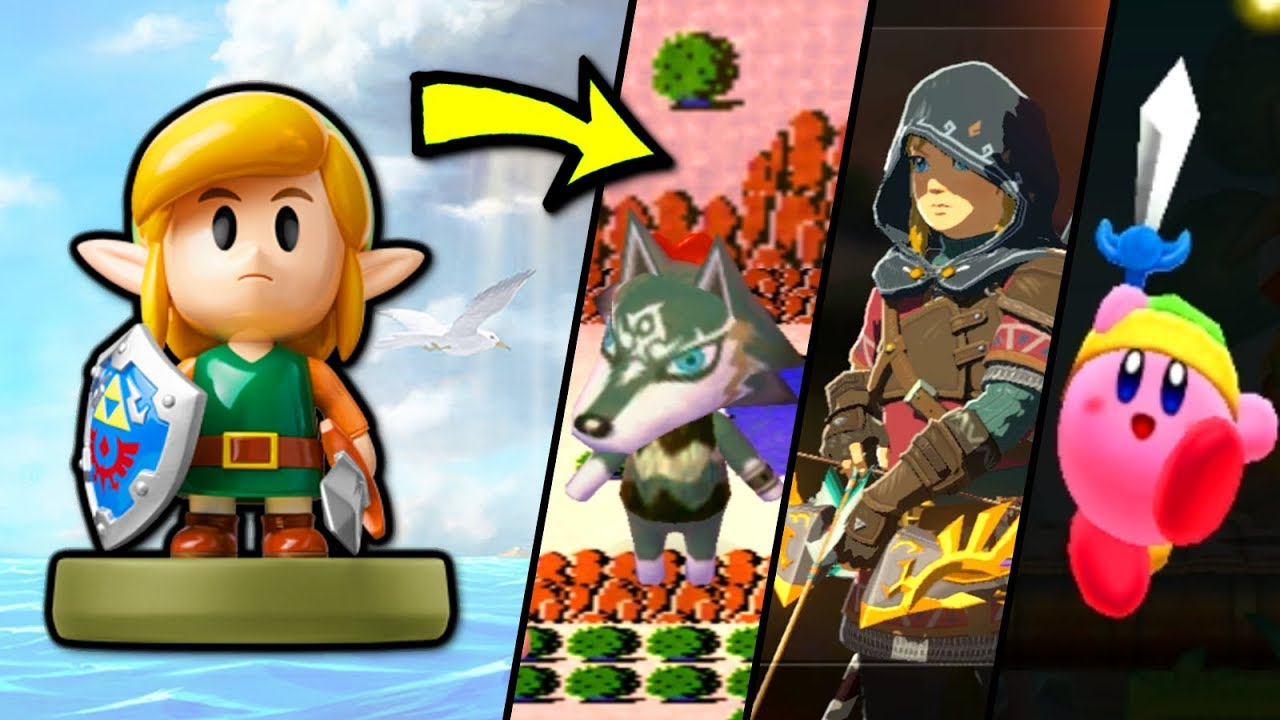 What Does The Link S Awakening Amiibo Do In Every Game 2014 2019