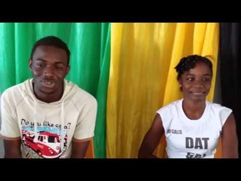 Meet Team Jamaica!!
