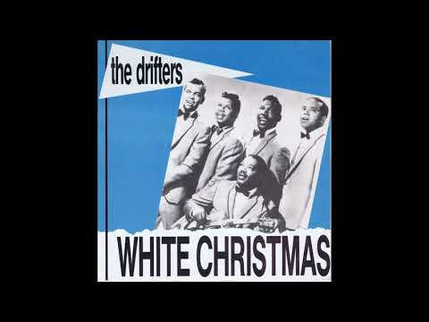Drifters White Christmas.The Drifters White Christmas Dj Spector Retouch Youtube