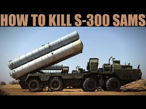 Attack Against Multiple S-300 SAM Sites | DCS WORLD