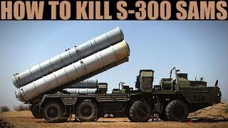 Attack Against Multiple S-300 SAM Sites   DCS WORLD