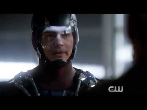 DC's Legends of Tomorrow Trailer - Arrow/Flash Spinoff - The CW