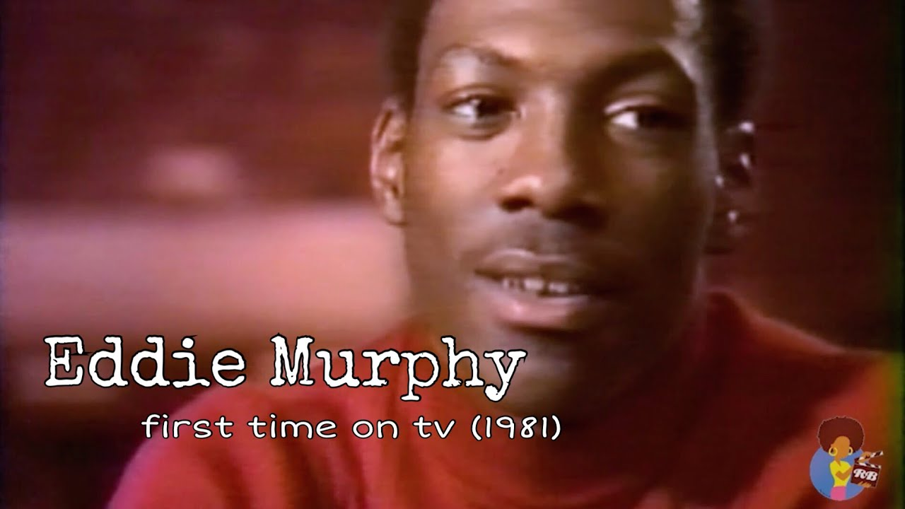 Eddie Murphy's First TV Appearance (1981)