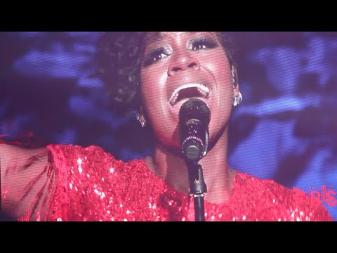 "Fantasia AMAZING Performance of ""Lose To Win"" at Madison Square Garden"