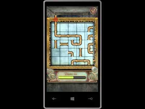 Побег из Особняка 10 уровень Windows Phone