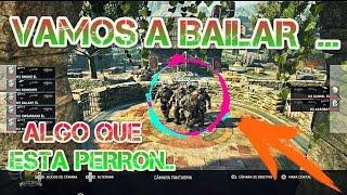 VAMOS A BAILAR ALGO QUE ESTA PERRON / GEARS 4 ♥