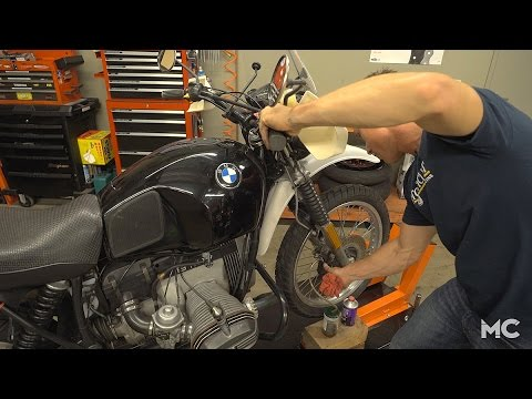 How To Service Your Hydraulic Brakes