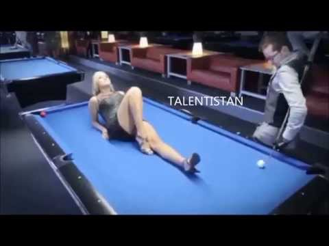 BEST SNOOKER CUE SPORTS BILLIARD POOL TRICKS 2014