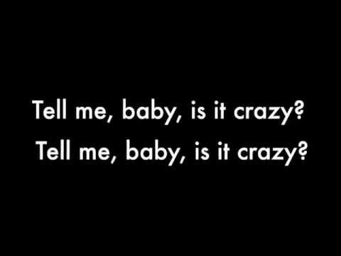 Crazy by Kat Dahlia lyrics