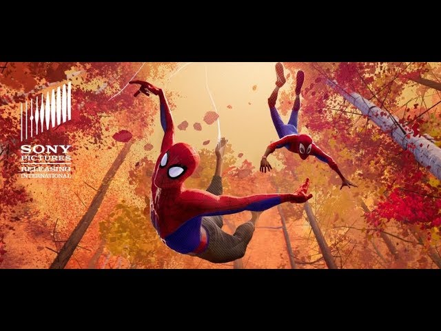 Spider-man: Into the spider-verse | Trailer 3 | Sony Pictures International