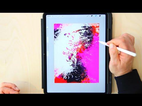 Folge 16 - Freie Malerei: Schichten und Dichten