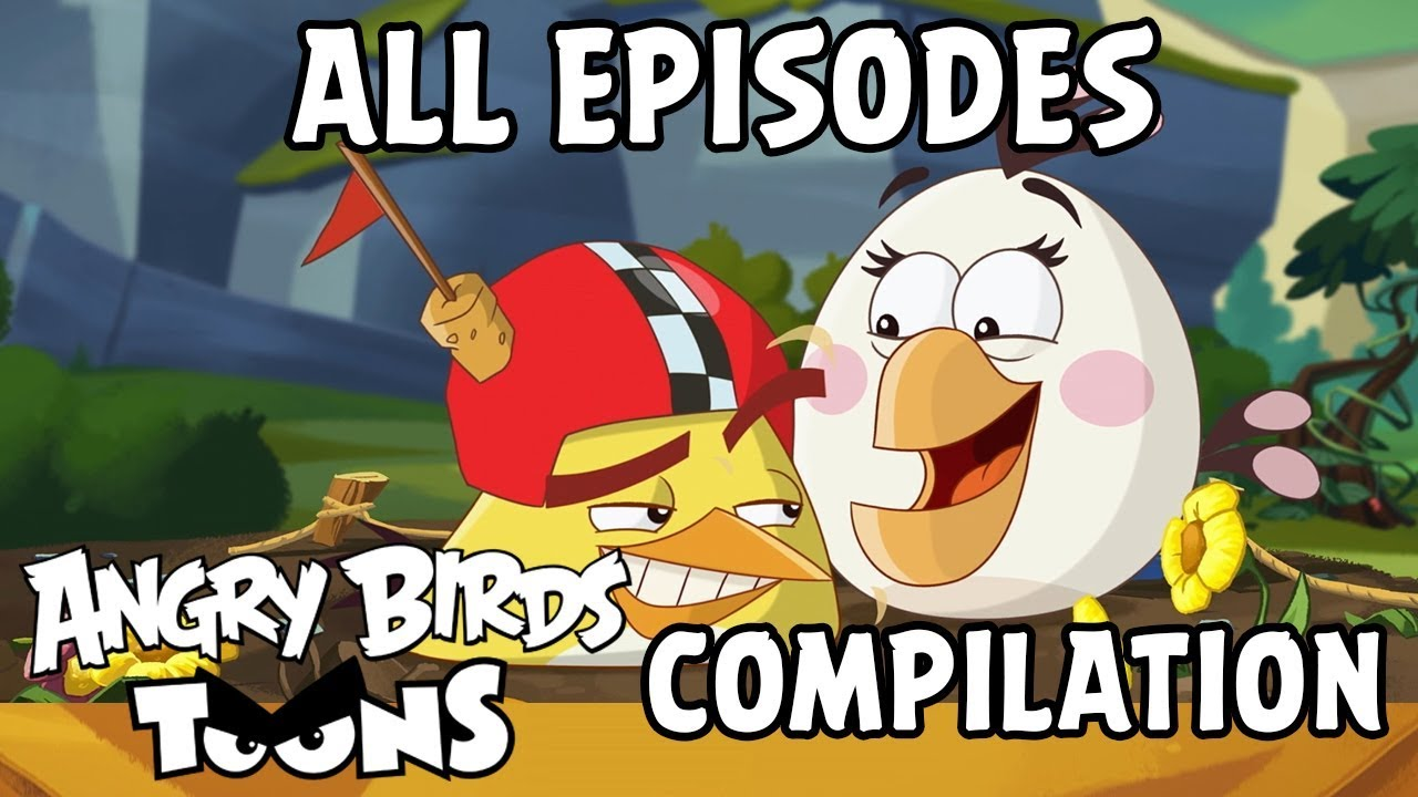 Download Angry Birds Toons Compilation   Season 2 All Episodes Compilation - Special Mashup
