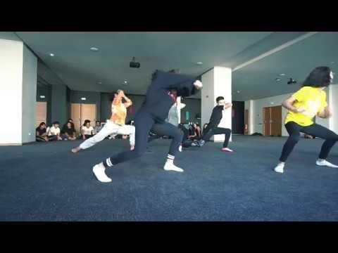 Jonathan Roy - Keeping Me Alive || UDC School || Choreography AmalHadrami 🔥