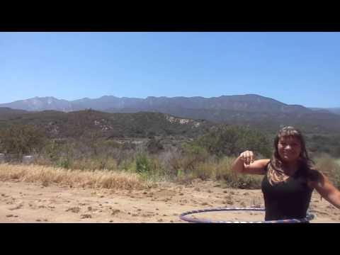 Welcome to Ojai California- A hippy mountain town!!