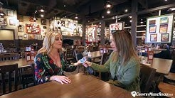 Interview with Lauren Alaina at Oregon's First Cracker Barrel Old Country Store
