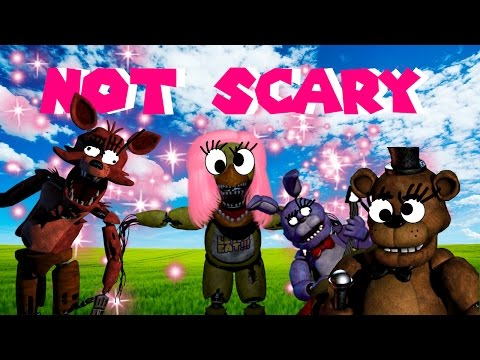 How to Make Five Nights Before Freddy's NOT Scary