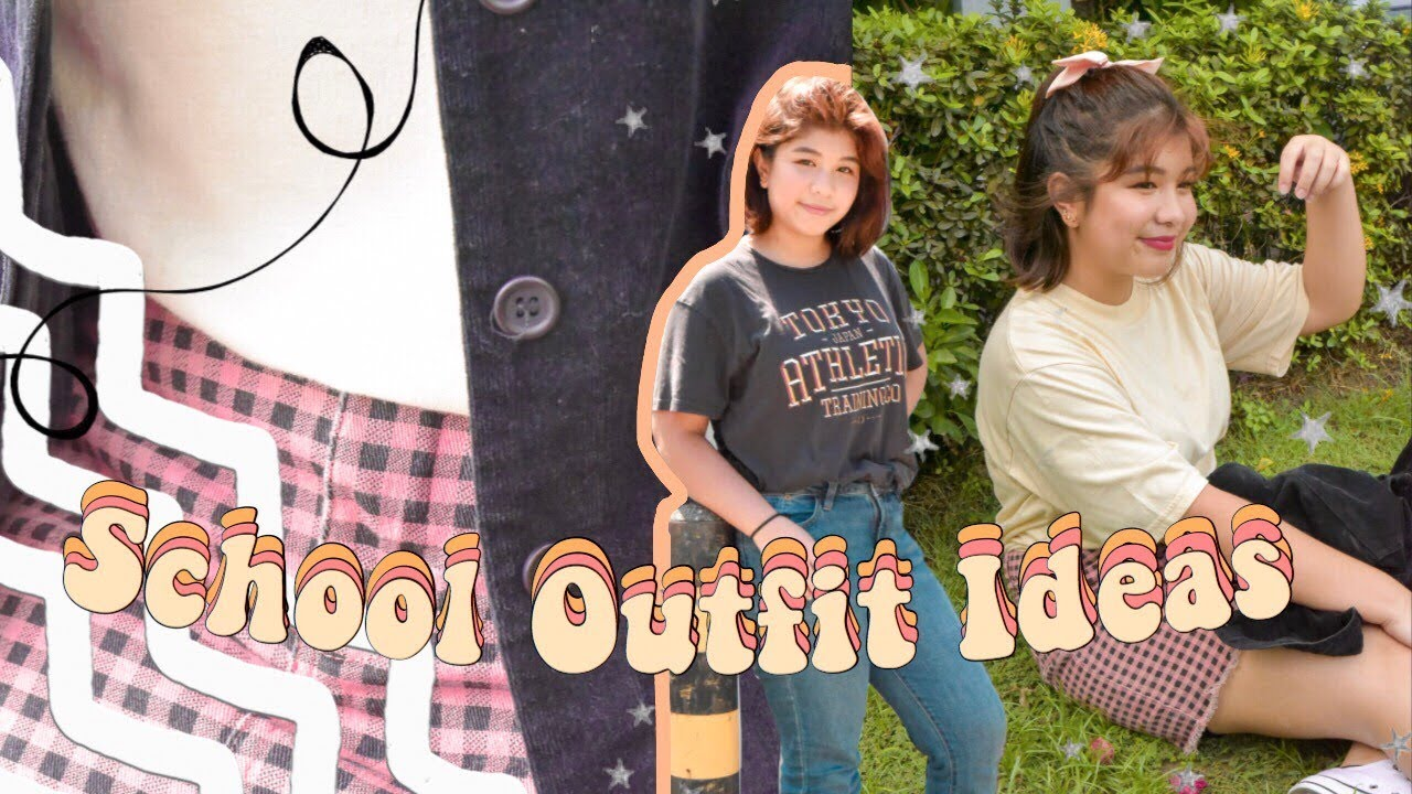 [VIDEO] - school outfit ideas 5