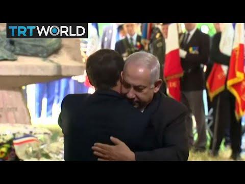 Israel-Palestine Tensions: Macron and Netanyahu meet in Paris