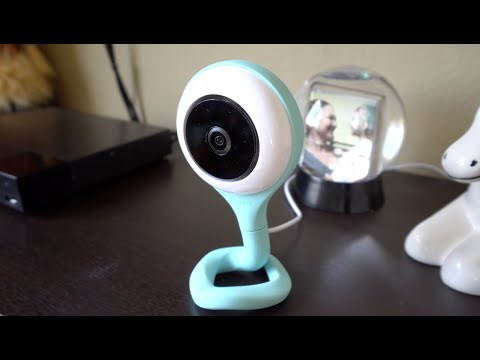 Lollipop Baby Monitor Setup & Review   Best Baby Monitor   Wifi Baby Monitor   Baby Shower Gift Idea